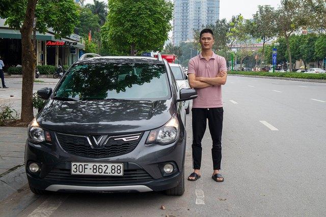 Nam sinh 98 Hà Nội mua VinFast Fadil chạy dịch vụ hơn 100.000km đánh giá: Đi sướng hơn Vios, i10 nhưng còn nhược điểm khi chở khách - Ảnh 3.