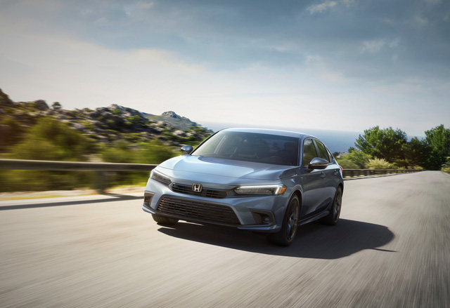 Ra mắt Honda Civic 2022: Bản tốt nhất lịch sử, chỉ chờ ngày về Việt Nam - Ảnh 13.