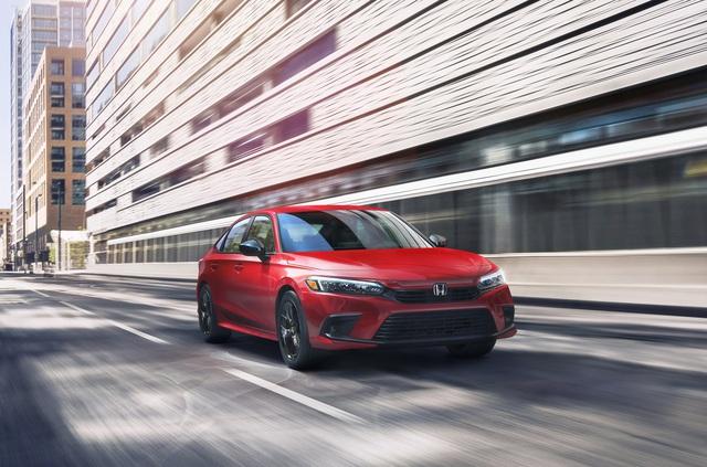 Ra mắt Honda Civic 2022: Bản tốt nhất lịch sử, chỉ chờ ngày về Việt Nam - Ảnh 1.