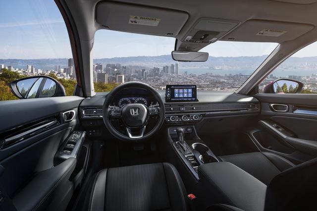 Ra mắt Honda Civic 2022: Bản tốt nhất lịch sử, chỉ chờ ngày về Việt Nam - Ảnh 7.