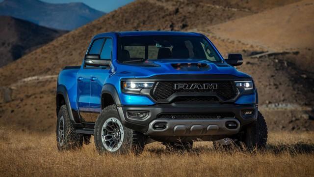 Hennessey hô biến bán tải Ram TRX thành SUV 7 chỗ mạnh 1.000 mã lực, giá khởi điểm 375.000 USD - Ảnh 1.