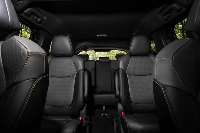 Toyota Sienna 2021 thêm phiên bản cho người mê phượt: Nâng gầm, dẫn động 4 bánh, bổ sung đồ chơi thể thao - Ảnh 6.