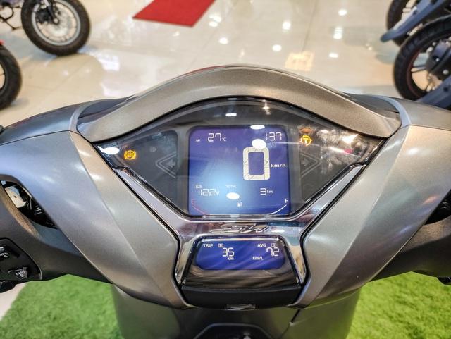 Chi tiết Honda SH 350i đầu tiên tại Việt Nam: Giá hơn 360 triệu đồng, lô đầu chỉ có 5 chiếc - Ảnh 6.