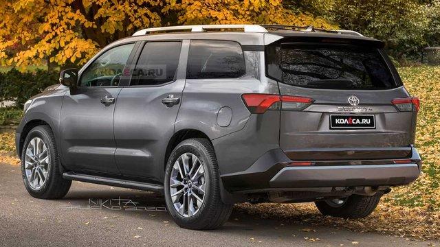 Toyota và Lexus chuẩn bị sản xuất 2 SUV điện 3 hàng ghế hoàn toàn mới, một trong đó có thể thế chỗ LX 570 - Ảnh 1.