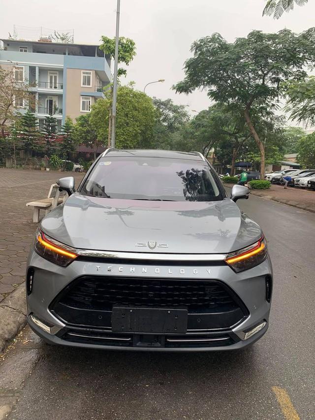 Bán Beijing X7 sau 3.500km giá hơn 700 triệu, chủ xe nhận lời khen từ CĐM: Chưa thấy xe nào đi rồi mà bán lãi như vậy - Ảnh 1.