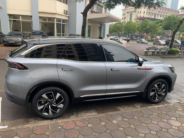 Bán Beijing X7 sau 3.500km giá hơn 700 triệu, chủ xe nhận lời khen từ CĐM: Chưa thấy xe nào đi rồi mà bán lãi như vậy - Ảnh 2.