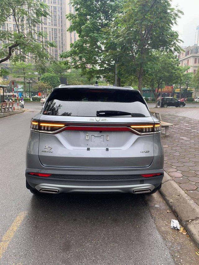 Bán Beijing X7 sau 3.500km giá hơn 700 triệu, chủ xe nhận lời khen từ CĐM: Chưa thấy xe nào đi rồi mà bán lãi như vậy - Ảnh 3.