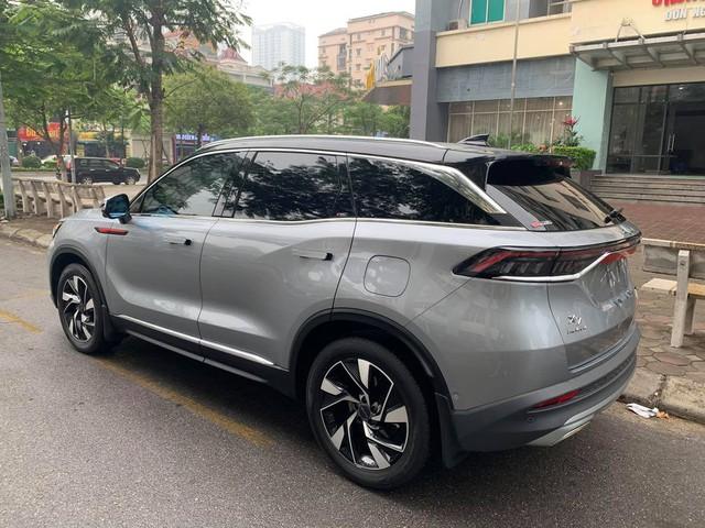 Bán Beijing X7 sau 3.500km giá hơn 700 triệu, chủ xe nhận lời khen từ CĐM: Chưa thấy xe nào đi rồi mà bán lãi như vậy - Ảnh 5.