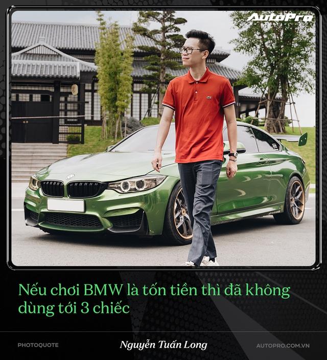 Dùng 3 đời BMW, người dùng đánh giá: Lương 20 triệu/tháng là nuôi được xe, BMW giờ không hỏng vặt như lời đồn - Ảnh 2.