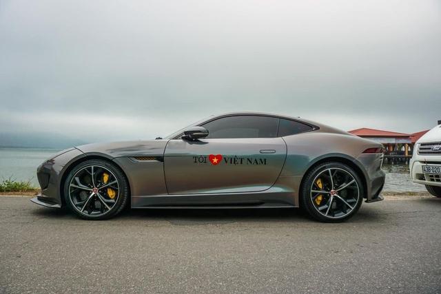 Siêu báo Jaguar F-Type R Coupe độc nhất Việt Nam bán lại giá hơn 5 tỷ đồng, ODO là chi tiết gây chú ý - Ảnh 2.