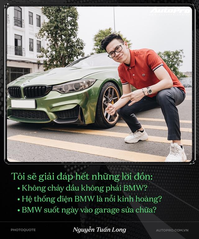 Dùng 3 đời BMW, người dùng đánh giá: Lương 20 triệu/tháng là nuôi được xe, BMW giờ không hỏng vặt như lời đồn - Ảnh 4.