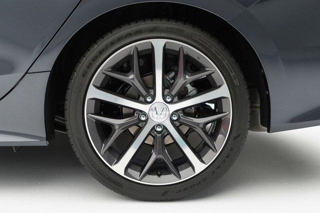 Chi tiết Honda Civic 2022 ngoài đời thực: Sang chảnh hơn, giảm chất thể thao, thêm nhiều trang bị bắt kịp thời đại, phả hơi nóng lên Mazda3 - Ảnh 12.