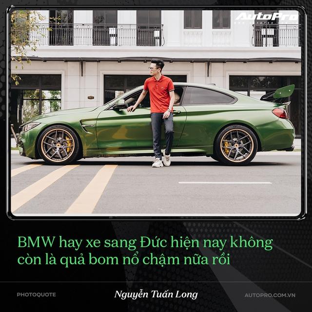 Dùng 3 đời BMW, người dùng đánh giá: Lương 20 triệu/tháng là nuôi được xe, BMW giờ không hỏng vặt như lời đồn - Ảnh 8.