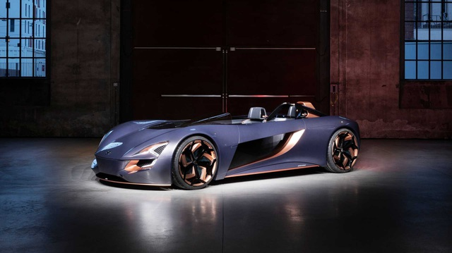 Suzuki bất ngờ tung concept xe thể thao giống Ferrari