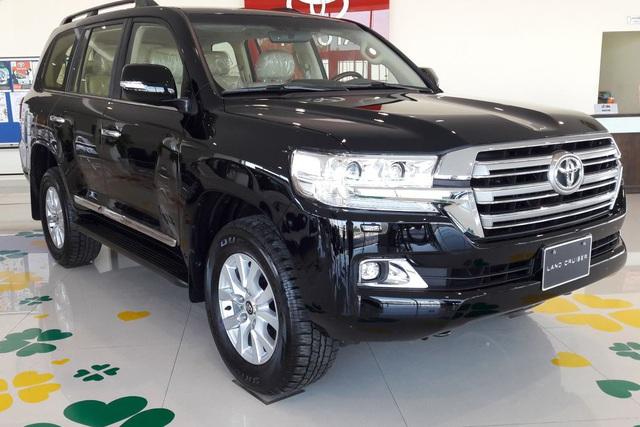 Đại lý Toyota nhận đặt cọc Land Cruiser 2021 tại VN: Xe về cuối năm, khách mua bản cũ phải chi thêm 200 triệu đồng - Ảnh 3.