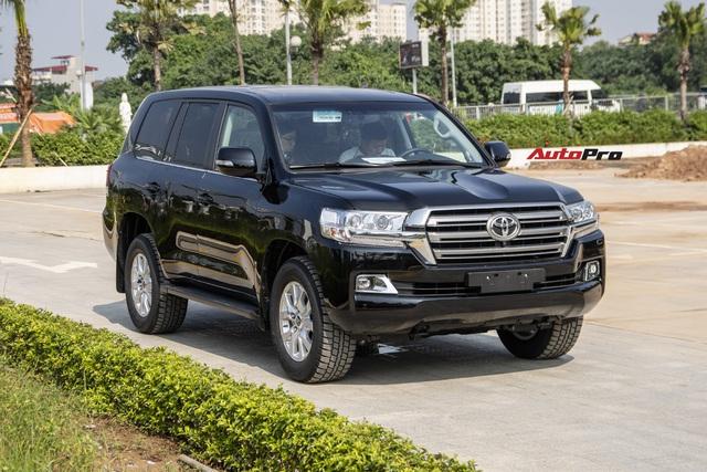 Đại lý Toyota nhận đặt cọc Land Cruiser 2021 tại VN: Xe về cuối năm, khách mua bản cũ phải chi thêm 200 triệu đồng - Ảnh 5.