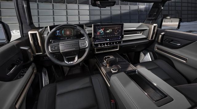 Ra mắt GMC Hummer EV SUV: Hummer nhanh nhất lịch sử, sức mạnh đủ khiến Lamborghini Urus hít khói - Ảnh 2.