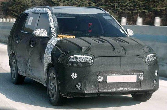 Kia Sedona sắp có đàn em MPV cỡ nhỏ, rẻ hơn để đấu Mitsubishi Xpander - Ảnh 1.