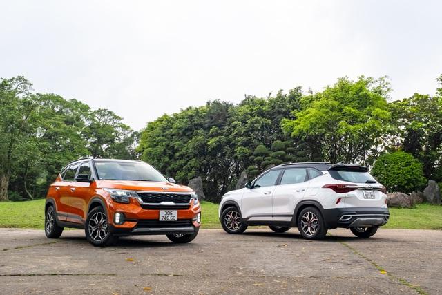 Kia Seltos tăng giá mọi phiên bản tại Việt Nam - Vua doanh số chưa sợ tụt hạng