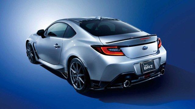 Subaru BRZ có thêm cả tá đồ chơi mới cho fan tốc độ - Ảnh 1.