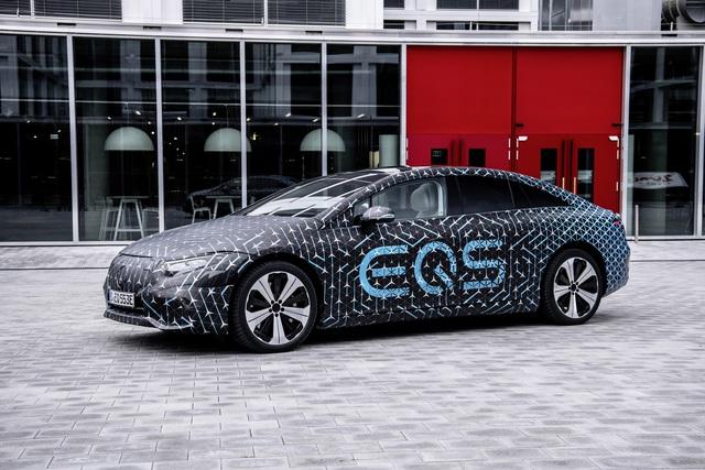 3 tháng đầu 2021, Mercedes-Benz chạm doanh số khủng khiếp với hơn nửa triệu xe bán ra trên toàn cầu - Ảnh 1.