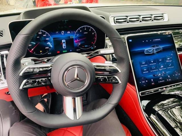 Nữ đại gia lan Quảng Ninh chi gần 30 tỷ sắm Mercedes-Benz S 500 2021 đầu tiên Việt Nam và Mercedes-Maybach GLS 600 - Ảnh 4.