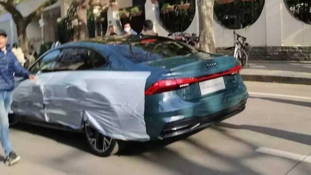 Chiều tệp khách khó tính, Audi A7 hy sinh mui coupe đặc trưng để làm bản kéo dài - Ảnh 1.