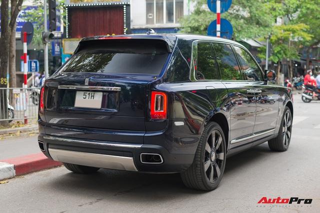 Đây là cách đại gia Việt biến chiếc Rolls-Royce Cullinan giá gần 40 tỷ đồng trở nên độc nhất khi ra đường - Ảnh 4.
