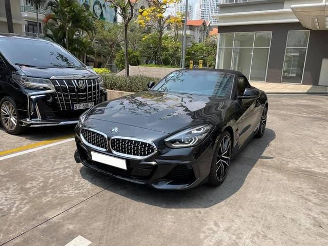 Vừa mua BMW Z4 đã bán giá 3,3 tỷ, đại gia chia sẻ: 'Dùng 1.000km, lỗ 200 triệu đồng' - Ảnh 1.