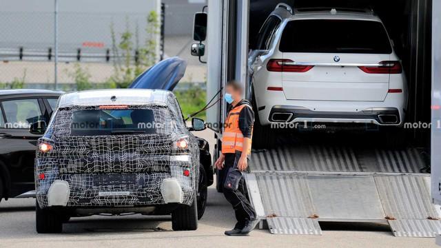 BMW X8 tái xuất: SUV lớn nhất, đắt nhất của BMW sắp trình làng - Ảnh 5.