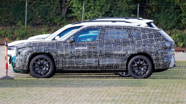 BMW X8 tái xuất: SUV lớn nhất, đắt nhất của BMW sắp trình làng - Ảnh 3.
