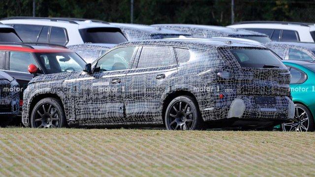 BMW X8 tái xuất: SUV lớn nhất, đắt nhất của BMW sắp trình làng - Ảnh 4.