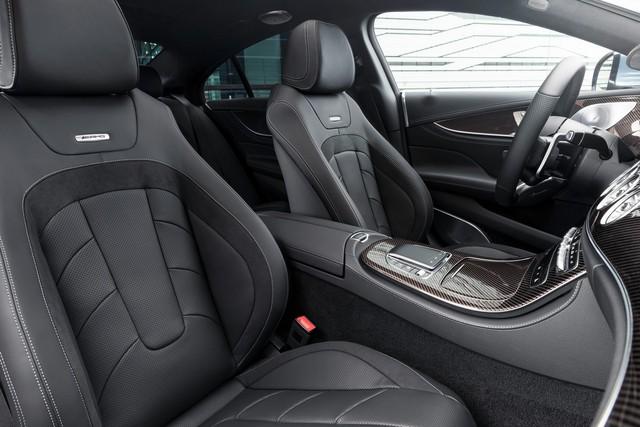 Ra mắt Mercedes-Benz CLS 2022 - Bản coupe trẻ hóa của S-Class - Ảnh 4.