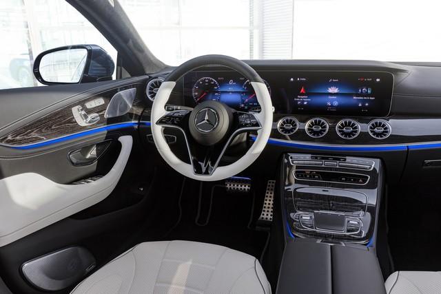 Ra mắt Mercedes-Benz CLS 2022 - Bản coupe trẻ hóa của S-Class - Ảnh 5.