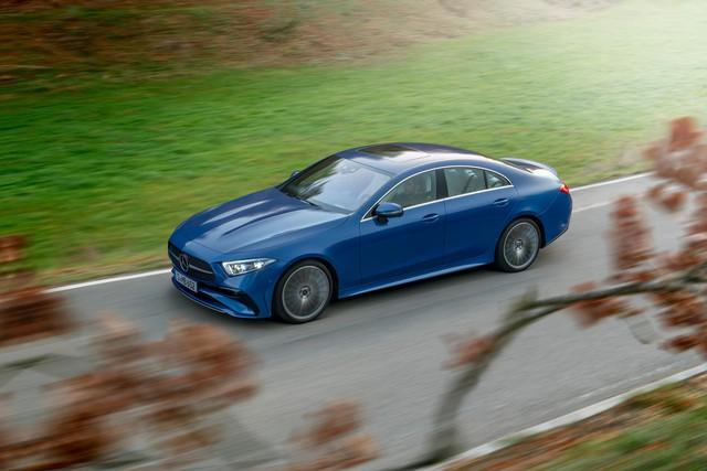 Ra mắt Mercedes-Benz CLS 2022 - Bản coupe trẻ hóa của S-Class - Ảnh 10.