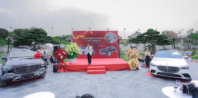 Nữ đại gia lan Quảng Ninh chi gần 30 tỷ sắm Mercedes-Benz S 500 2021 đầu tiên Việt Nam và Mercedes-Maybach GLS 600 - Ảnh 1.