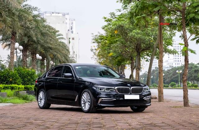 Chưa kịp bóc hết nilon, đại gia Việt bán BMW 530i vừa mua giá 2,5 tỷ để chờ bản facelift sắp ra mắt - Ảnh 7.