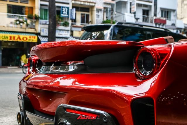 Cận cảnh Ferrari 488 Pista Spider thứ hai về Việt Nam: Nhiều chi tiết carbon gây ấn tượng về mặt thị giác - Ảnh 11.