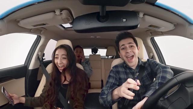 Lexus tổ chức buổi lái thử kỳ lạ khiến người tham gia 'đau tim' - Ảnh 3.