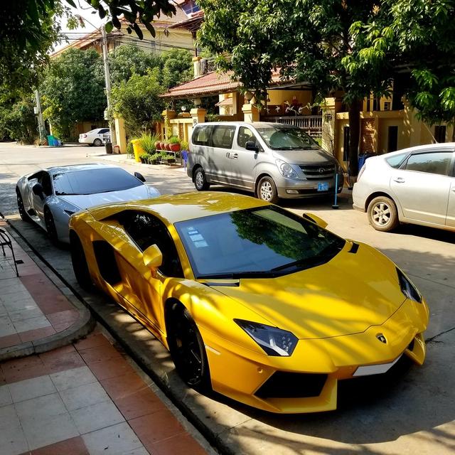 Thêm Lamborghini Aventador âm thầm về Việt Nam: Là cái tên mới nhất dự VietRally - Ảnh 3.