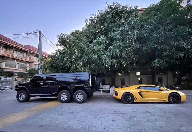 Thêm Lamborghini Aventador âm thầm về Việt Nam: Là cái tên mới nhất dự VietRally - Ảnh 4.
