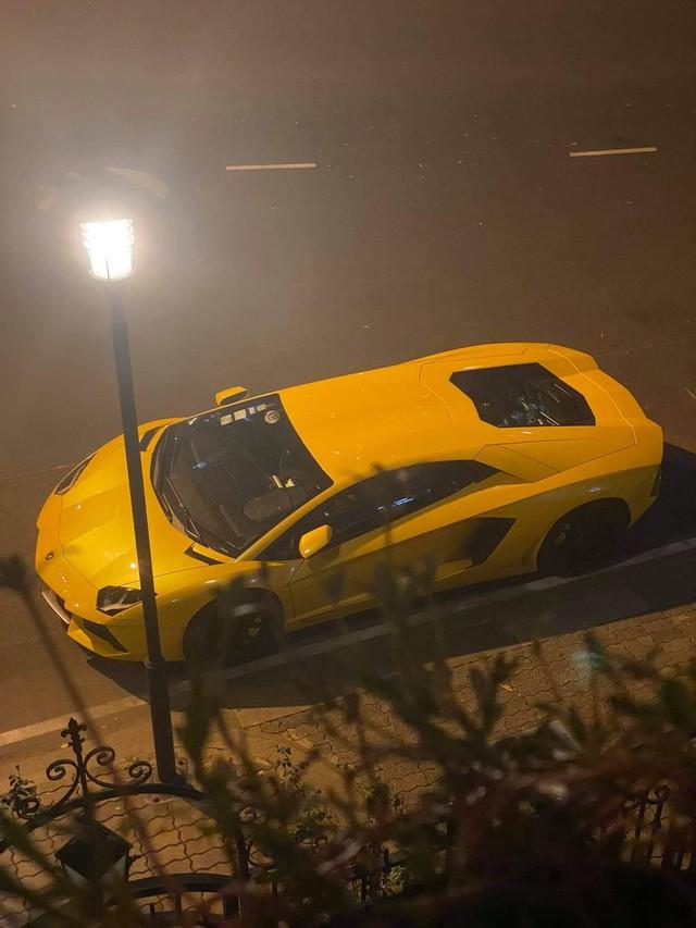 Thêm Lamborghini Aventador âm thầm về Việt Nam: Là cái tên mới nhất dự VietRally - Ảnh 1.