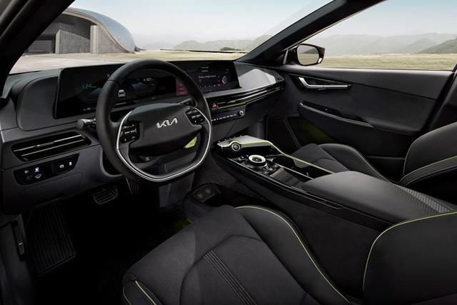 Kia EV6 tăng tốc nhanh hơn siêu xe và 4 điểm nhấn khác cần biết - Ảnh 4.