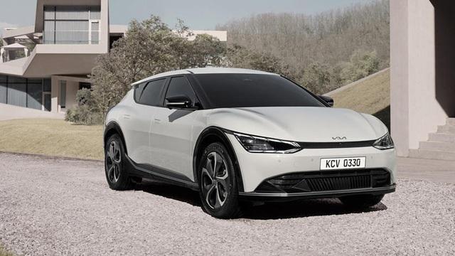 Kia EV6 tăng tốc nhanh hơn siêu xe và 4 điểm nhấn khác cần biết