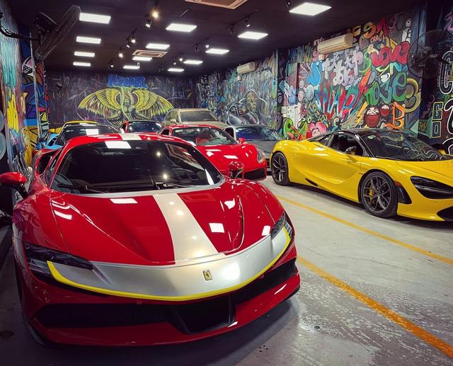 Ferrari SF90 Stradale của nữ đại gia 9x biến thành bản độc sau khi qua tay showroom, dân tình chờ đón siêu phẩm LaFerrari mới - Ảnh 4.