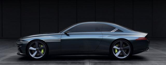 Lãnh đạo Genesis thăm dò ý kiến giới nhà giàu trước khi biến X Coupe thành sự thực - Ảnh 3.