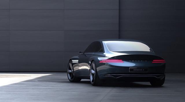 Lãnh đạo Genesis thăm dò ý kiến giới nhà giàu trước khi biến X Coupe thành sự thực - Ảnh 2.