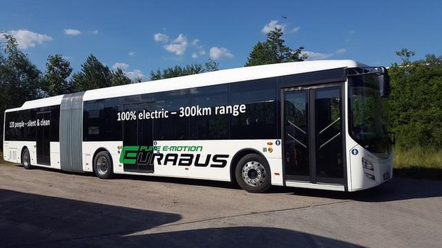 Việt Nam bắt đầu có xe bus điện thông minh: Vậy VinBus đã ghi danh nối tiếp những đại gia xe nào? - Ảnh 2.