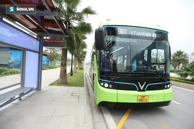 Việt Nam bắt đầu có xe bus điện thông minh: Vậy VinBus đã ghi danh nối tiếp những đại gia xe nào? - Ảnh 10.