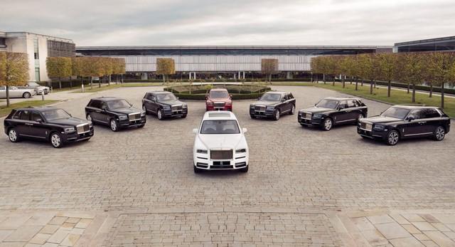 Bất chấp dịch bệnh, rất nhiều đại gia mạnh tay mua Rolls-Royce Cullinan và Ghost đầu năm 2021 - Ảnh 1.